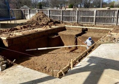 2021 04 South Tulsa Custom Gunite Pool Deck Outdoor Kitchen 51C2C8052703
