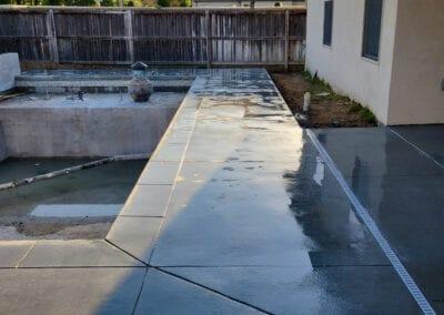2021 04 South Tulsa Custom Gunite Pool Deck Outdoor Kitchen DD3549D3A6E8