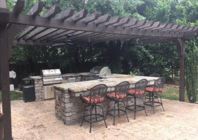 Outdoor Living Tulsa Outdoor Kitchens 10