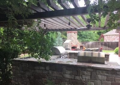 Outdoor Living Tulsa Pergolas 2
